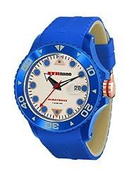 ITAnano Analogue Blue Dial Men's Watch-I AL4410-AL02
