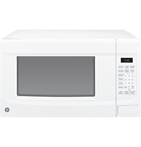 Find Cheap GE JES1451DSWW Countertop Microwave Oven, White