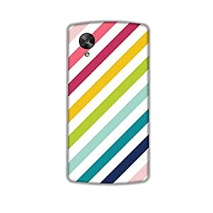 Mott2 bright stripes Back cover for NEXUS5 (Limited Time Offers,Please Check the Details Below)