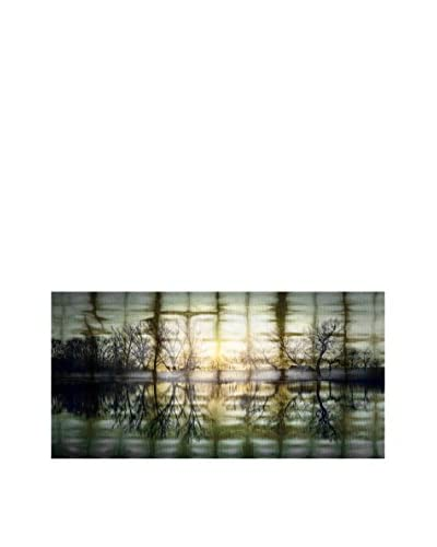 Parvez Taj Reflections At Sunset Canvas Wall Art