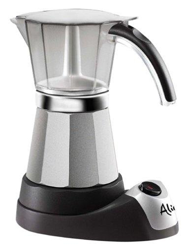 ALICIA electric coffee-maker 6 cups