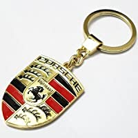 Porsche Logo keychain by Porsche