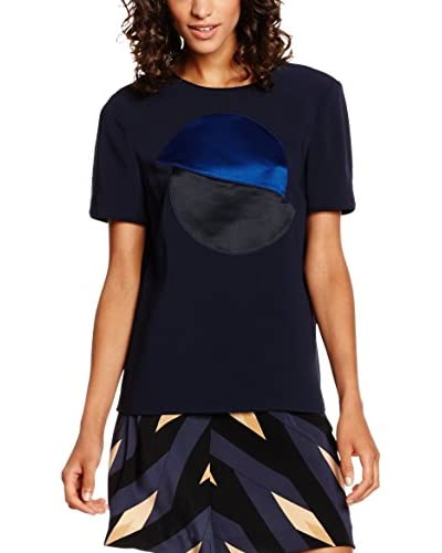 Marc by Marc Jacobs Camiseta Manga Corta Sparks Azul Oscuro ES 34 (US 0)