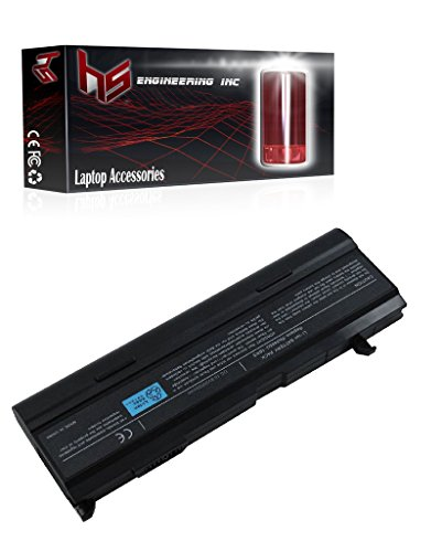 Click to buy HS® Laptop Battery Toshiba Satellite A105-S2211 A105-S2224 A105-S2231 A105-S2236 A105-S271 A105-S2711 A105-S2712 - 6600mAh, 9 Cell - From only $41.95
