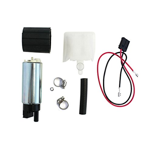 CUSTOM GSS342 255LPH Electric Intank Fuel Pump Replacement With Strainer For Honda/Subaru (Mazda B2300 Fuel Pump compare prices)