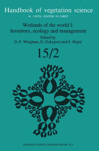 Wetlands of the World I: Inventory, Ecology and Management: 1 (Handbook of Vegetation Science)