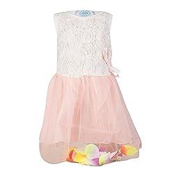 Pikaboo Petal Fairy Dress - Baby Pink
