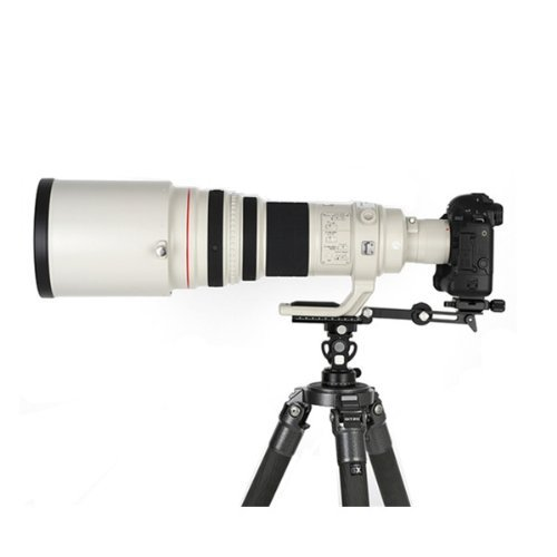 Sunwayfoto Professional Telephoto Tele Lens Support Extendable Telephoto Lens Support Arca Swiss Compatible