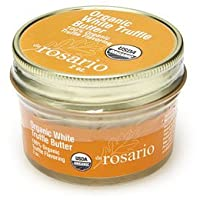 da Rosario 100% Organic Truffle Butter - 2oz ea. Set of 2 Jars