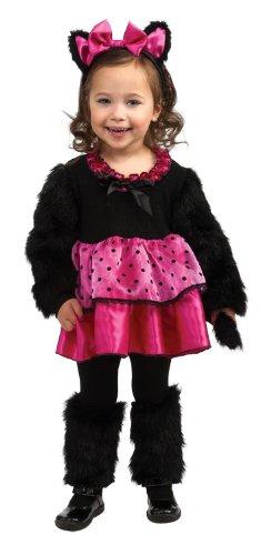 [Rubie's Let's Pretend Pretty Kitty Costume - Medium (6- 8)] (Child Pretty Kitty Costumes)