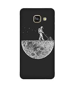 Moon Gardening Samsung Galaxy A7 2016 Edition Case