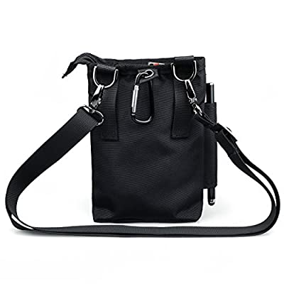 Hengying Multifunction Nylon Oxford Mini Hiking Bag Tactical Travel Bag Outdoor Shoulder Bag Belt Pouch by Hengying