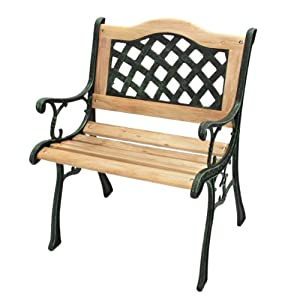 gartenstuhl stuhl loures gusseisen 60x55x78cm. Black Bedroom Furniture Sets. Home Design Ideas