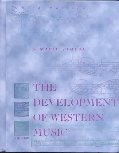 The Development Of Western Music: A History.Third Edition front-982693