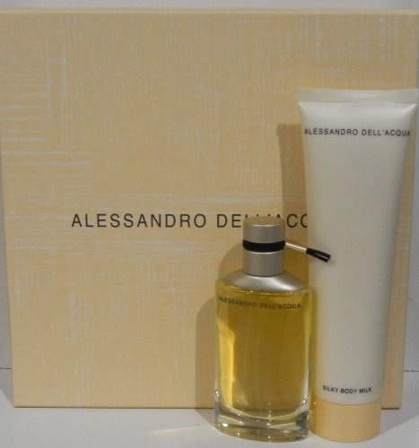 alessandro-dellacqua-fragrance-gift-set-for-women-50-ml-eau-de-toilette-spray-150-ml-silky-body-milk