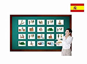 Amazon.com: Tarjetas de vocabulario - Preposiciones - Prepositions