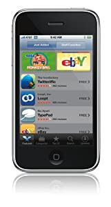 Apple iPhone 3G Smartphone 3G iOS Tactile 8 Go Noir