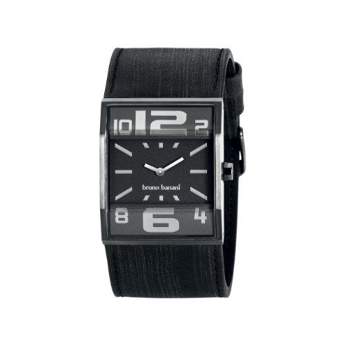Bruno Banani Herren-Armbanduhr XL Brix Gents