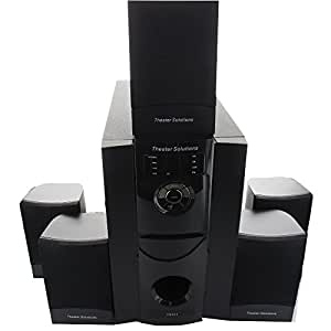 Theater Solutions TS511 5.1 Surround Sound Home Entertainment System