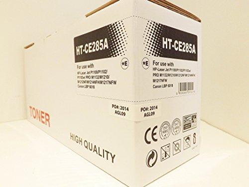 Prestige Cartridge Cartuccia di Toner ad Alta Capacita Compatibile con CE285A per Stampante LaserJet/LaserJet Pro, 1 Pezzo, Nero