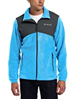 Columbia Men's Steens Mountain Tech Full Zip Fleece Jacket
