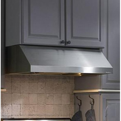 Under Cabinet Hood with Straight Professional Lip Size: 30