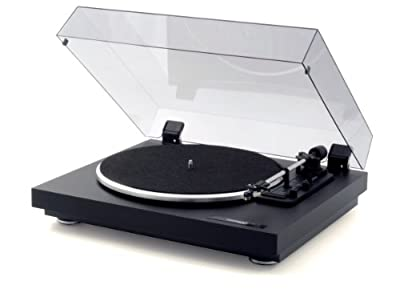 Thorens TD158 2-Speed Dual Cartridge Belt Drive Turntable by Thorens