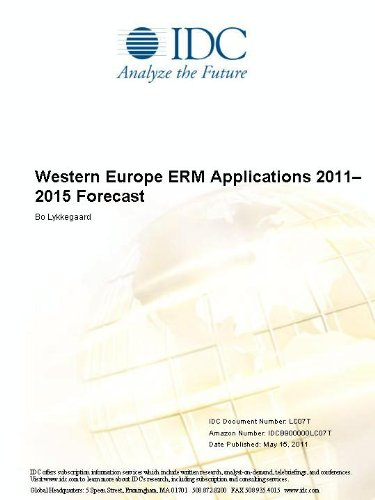 Western Europe ERM Applications 2011-2015 Forecast