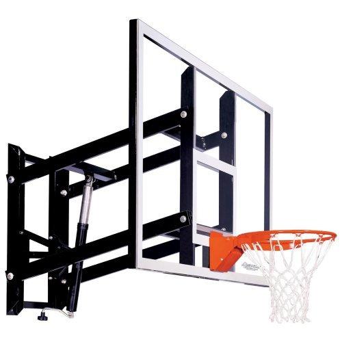 Goalsetter Wall Mount Basketball Goal System