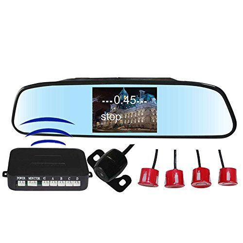 Best Price Wireless rear view camera parking sensor backup