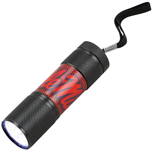 Ncaa Mississippi Old Miss Rebels Led Flashlight, Small