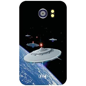 Micromax Canvas 2 A110 - Sublime Matte Finish Phone Cover