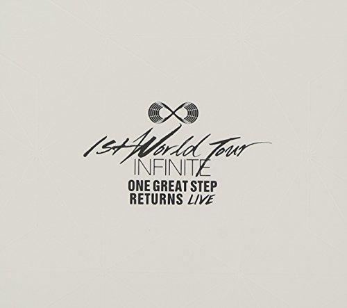 CD : Infinite - One Great Step Returns Live Album (Asia - Import, 2 Disc)