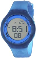 PUMA Unisex PU910801024 Loop Blue Digital Watch from PUMA