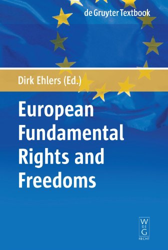 European Fundamental Rights and Freedoms (de Gruyter Textbook)