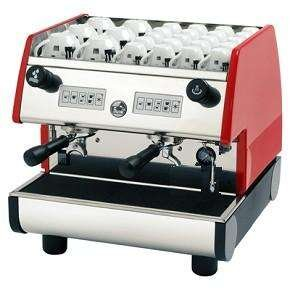 2 Group Volumetric Electronic Espresso Machine