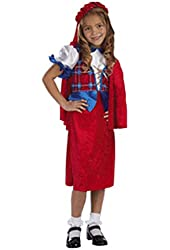 Kid's Little Red Riding Hood Costume (Size: Small 2-4)