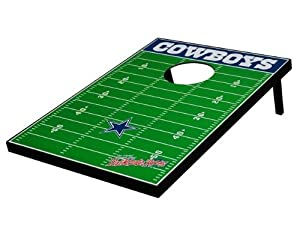 Dallas Cowboys NFL Football Field Bean Bag Toss Game by Unknown
