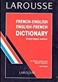 img - for Larousse French/English Dictionary book / textbook / text book