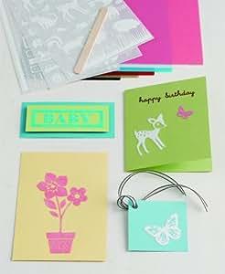 Martha Stewart Crafts Flocking Transfer Kit