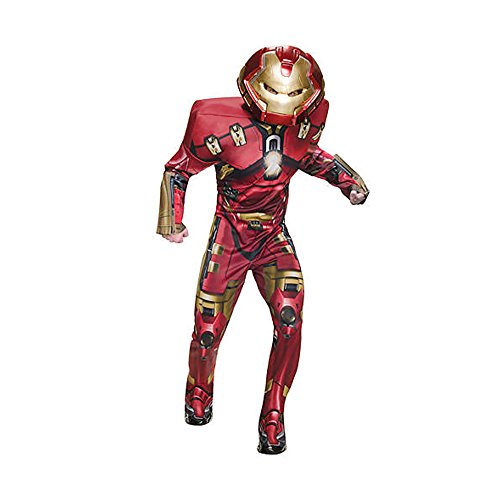 Shindigz Halloween Party Iron Man Hulk Buster Deluxe Adult Costume