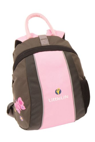 Littlelife Runabout Toddler Daypack Pink