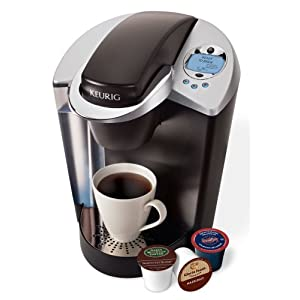 Keurig K65 Special Edition Gourmet Single-Cup Home-Brewing System with Water Filter Kit images