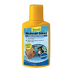 Tetra 16270 Blackwater Extract, 8.45-Ounce, 250-Ml