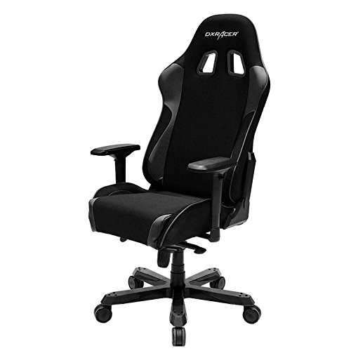 DXRacer-OHKS11N-Ergonomic-High-Quality-Computer-Chair-for-Gaming-Executive-or-Home-Office-King-Series-Black