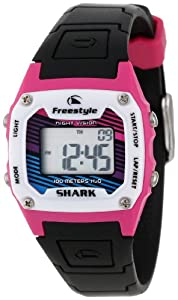 Freestyle Women's FS81230 Shark Pink White Black Polyurethane Watch