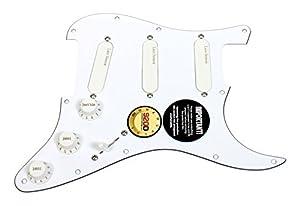 fender stratocaster strat clapton lace sensor gold loaded pickguard wh wh musical. Black Bedroom Furniture Sets. Home Design Ideas