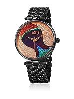 Burgi Reloj de cuarzo Woman BUR162BK 38 mm
