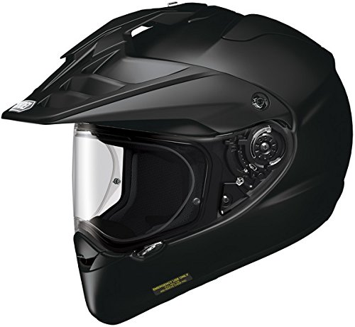 Shoei Hornet X2 Black SIZE:LRG Full Face Motorcycle Helmet