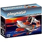 Playmobil 4883 Agents - Torpedo Diver